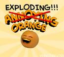 Annoying Orange: The Exploding Orange