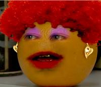 Orange's mom