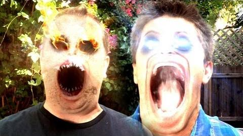Scary Faces End Game