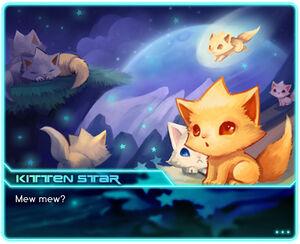 NeonCore kittenstar