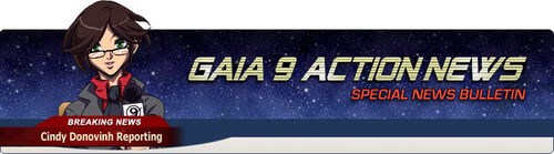 Special News Bulletin banner