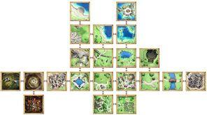 Gaia World Map