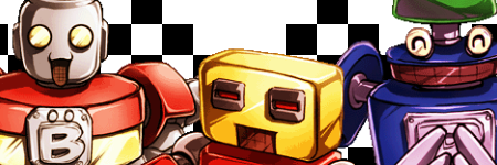 Robot BildeauBludeauRibateau