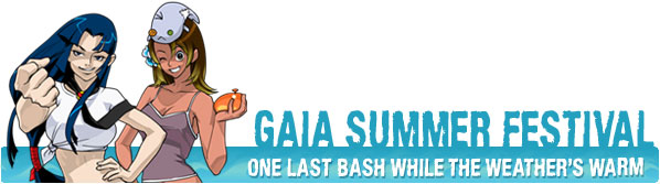 Summer Festival banner