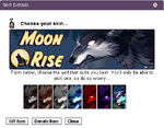 H2k11 moonrise chooseitem