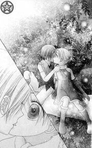 Mikan Natsume Kiss