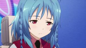 Sasamiya Saya Anime