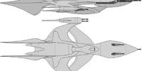 Chameleon Class Medium Cruiser (D8)
