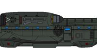 Colonial Warthog Dropship (D26)