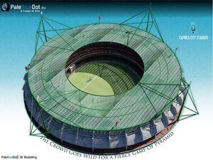 Caprica Stadium