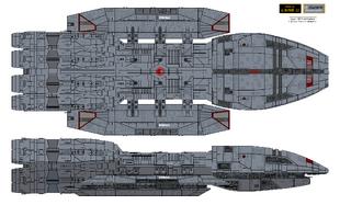 Eternal Class Battlestar