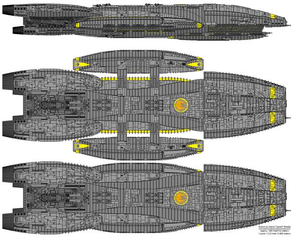 File:Battlestar Athena (Columbia Class Battlestar).png