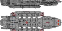 Poseidon Class Warstar (D8)