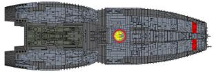 Valen Class Light Cruiser