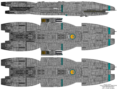 Tiger Class Destroyer (Refitted)