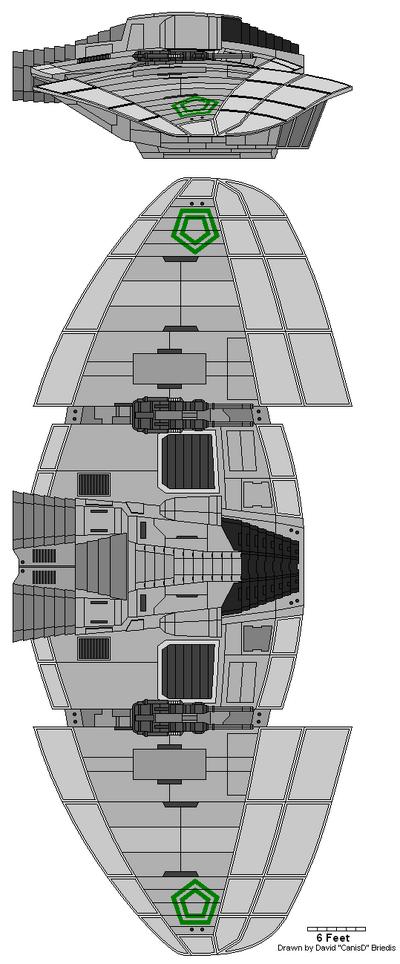 Marauder Class Bomber