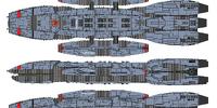 Victorious-type Battlestar