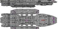 Battlestar Trinity (D23)