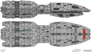 Cheetah Class Light Cruiser Mark IIIA