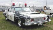 Delphi Police Car