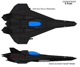 Stealthstar Mark III (Refit)