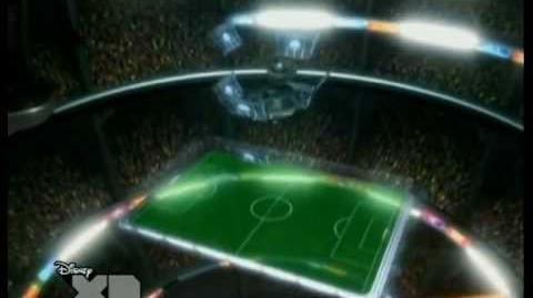 Galactik Football Season 3 Episode 11- Battle for the Final (English)