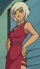 Tia's Red Dress