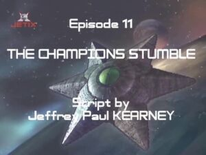 The Champions Stumble