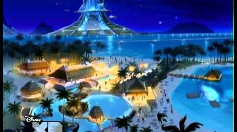 Galactik Football Season 3 Episode 8- The Other Side of Paradisia (English)