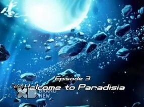 Welcome to Paradisia
