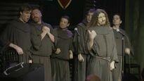 Galavant Showcase 17 Weird Al Yankovic and The Monks