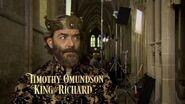 Galavant The Making of a Comedy Extravaganza Timothy Omundson