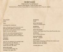 209 Serenade