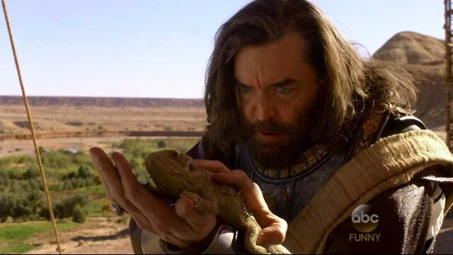 File:Bruce and Timothy Omundson as Tad Cooper and Richard in Galavant The One True King.jpg