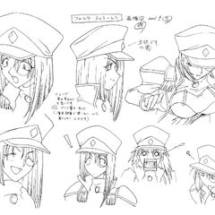 Forte Anime Concept Art 2
