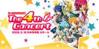 Rune Angel Troupe: The 4th Concert