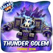 Thunder Golem