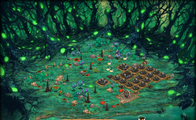 Green colony