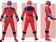Quantum Ranger Form