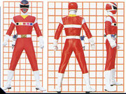 Red Space Ranger Form