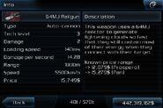 64mj railgun info page