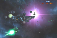 Galaxy-on-fire-2-supernova-3D-space-action-shooter-iphone-ipad-SENTRY-GUN-02
