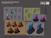 Character-portrait-design