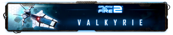 Galaxy on Fire 2 Valkyrie Banner