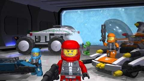LEGO Galaxy Squad - Mood Video