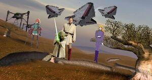 No Pause on Dantooine