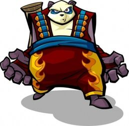 The Panda King