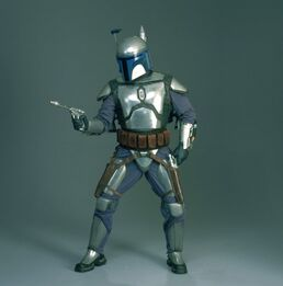 Bounty Hunter Jango Fett