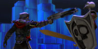 Silver Shield (MediEvil)