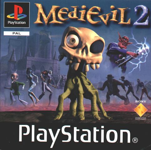 File:MediEvil 2 - Front Cover PAL.JPG